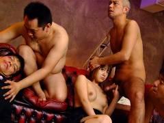 Kelly Starr ebony blowjob and big tits sex